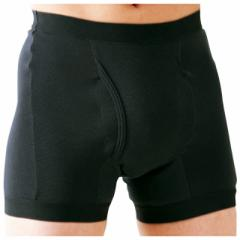 失禁パンツ 失禁ショーツ 介護用ショーツ 男性用 トランクス タイプ サイドシークレット 1枚