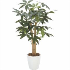 インテリアグリーン 観葉植物 パキラ フェイクグリーン インテリア 人工植物 造花 光の楽園 光触媒 送料無料