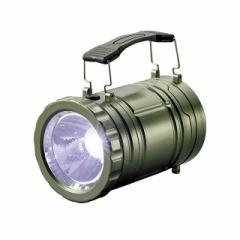 懐中電灯 ランタン LEDライト 2WAYライト キャンプ アウトドア 防災対策 コンパクト収納 持ち運び便利 クロスフィールド スライドランタ