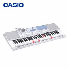 CASIO カシオ キーボード 電子ピアノ 電子キーボード 光ナビゲーションキーボード 特別限定セットII マイク ヘッドホン セット