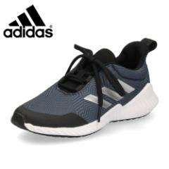 【還元祭クーポン対象】adidas アディダス 靴 G27159 スニーカー FortaRunX 2 K キッズ ジュニア 子供 スポーツ ランニングシューズ ブラ