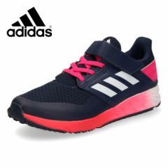 【還元祭クーポン対象】adidas アディダス 靴 G27382 スニーカー アディダスファイト EL K キッズ ジュニア 子供 ランニングシューズ ネ