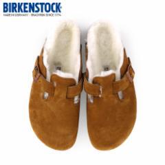 【還元祭クーポン対象】ビルケンシュトック BIRKENSTOCK ボストン ファー ボア BOSTON Fur 1001141 レディース サンダル サボ クロッグ