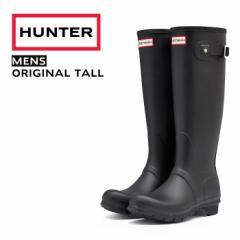 【BIGSALEクーポン対象】 HUNTER ハンター メンズ オリジナル トール MENS ORIGINAL TALL 9000 MFT9000RMA ブラック BLACK