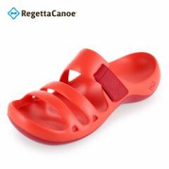 【BIGSALEクーポン対象】 リゲッタ カヌー Regetta Canoe アクアカヌー AC101 メンズ レディース サンダル レッド 赤 RED
