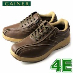 GAINER ゲイナー GN003 オリーブ メンズ スニーカー ウォーキング コンフォートシューズ 4E