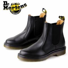 【還元祭クーポン対象】ドクターマーチン Dr.Martens 2976 CHELSEA BOOT BLACK SMOOTH 10297001 サイドゴア レディース メンズ