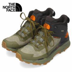 ザ ノースフェイス THE NORTH FACE メンズ トレッキングシューズ ベクティブ エクスプロリス ミッド フューチャーライト NF02121 MK 靴