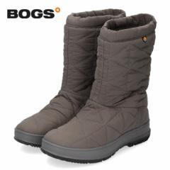 【還元祭クーポン対象】BOGS ボグス 靴 ブーツ レディース 72238 スノーブーツ ミドルブーツ 防水 防滑 保温 キルト ボア