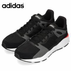 【還元祭クーポン対象】adidas アディダス メンズ 靴 EF1053 スニーカー ADICHAOS アディカオス レトロランニングスタイル ブラック