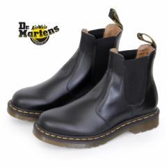 ドクターマーチン Dr.Martens 22227001 サイドゴア チェルシー ブーツ 2976 YS 黒 ブラック