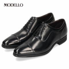 【BIGSALEクーポン対象】 マドラス モデロ madras MODELLO DM8601 ブラック メンズ フォーマル ビジネスシューズ 冠婚葬祭 ストレートチ