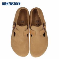 【還元祭クーポン対象】ビルケンシュトック BIRKENSTOCK レディース London 1006238 幅狭 靴 スエード サンド 国内正規品