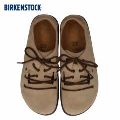 【還元祭クーポン対象】ビルケンシュトック BIRKENSTOCK レディース メンズ Montana 1006239 幅狭 靴 スエード トープ 国内正規品 本革