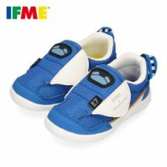 IFME イフミー 子供靴 スニーカー キッズ 男の子 22-0100 IFME×Shinkansen 新幹線 E7系 かがやき ギフト ブルー