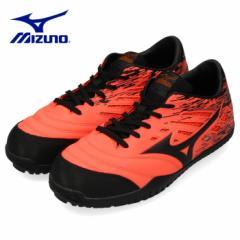 【BIGSALEクーポン対象】 ミズノ MIZUNO 安全靴 ワーキングシューズ 男性 メンズ F1GA1900 54 オールマイティ ALMIGHTY TD11L オレンジ