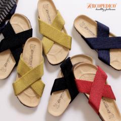 【BIGSALEクーポン対象】 アルコペディコ ペケ サンダル ARCOPEDICO PEKE レディース 靴 フットベット 1160 クロスストラップ