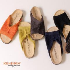 【BIGSALEクーポン対象】 アルコペディコ オープン サンダル ARCOPEDICO OPEN レディース 靴 フットベット サボ