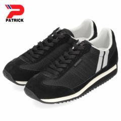 【BIGSALEクーポン対象】 PATRICK パトリック スニーカー メンズ レディース 262011 C-MARATHON BB クール マラソン ブラック 日本製