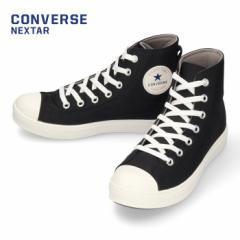 コンバース ネクスター CONVERSE NEXTAR レディース スニーカー 靴 NEXTAR 1310 NL HI ブラック 防水 撥水 防滑 ハイカット ブーツ ウイ