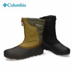 コロンビア Columbia メンズ レディース チャケイピ オムニヒート YU0344 010 286 ブラック ブラウン ブーツ 撥水 保温