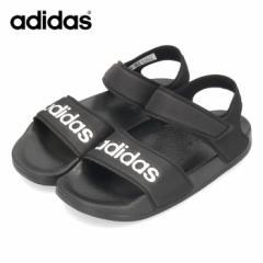 adidas アディダス キッズ サンダル G26879 アディレッタ ADILETTE SANDAL K ブラック