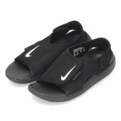 ナイキ サンレイアジャスト 5 V2 NIKE SUNRAY ADJUST 5 V2 (GS/PS) DB9562-001 キッズ ジュニア サンダル ブラック 子供靴