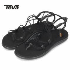 TEVA テバ レディース サンダル ボヤ インフィニティ? W VOYA INFINITY 1019622 ブラック 超軽量 耐久性 低反発 クッション性