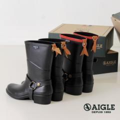 【BIGSALEクーポン対象】 AIGLE エーグル レインブーツ レディース ミスジュリー 長靴 8886 MISS JULIE 2 ミディアム丈 ラバーブーツ 正