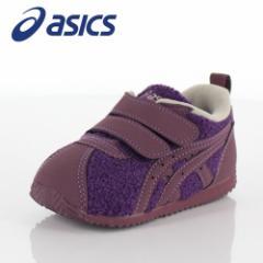 【BIGSALEクーポン対象】 アシックス asics ベビー スニーカー CORSAIR BABY BR コルセア ベビー 1144A005-500 00005-GP GRAPE 子供靴 ギ