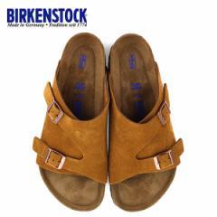 【還元祭クーポン対象】ビルケンシュトック BIRKENSTOCK チューリッヒ BS ソフトフットベッド 1009534 幅広 メンズ サンダル 靴 ミンク