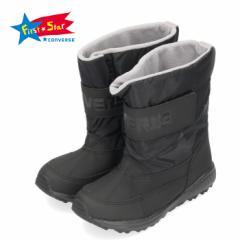 コンバース CONVERSE キッズ ブーツ KIDS CVSTAR BOOTS WR BK-261 BLACK 子供靴
