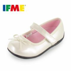 子供靴 フォーマル IFME FORMAL イフミー キッズ ジュニア シューズ 22-5020 WHITE パンプスタイプ お祝い 入園 入学 卒業 リボン 白