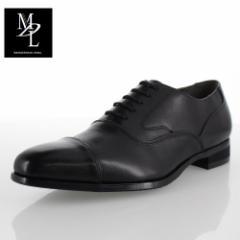 madras MDL マドラス DS4061 BLA  メンズ ビジネスシューズ ストレートチップ 内羽根式 本革 革靴 男性 3E 通勤 就活 冠婚葬祭 ブラック
