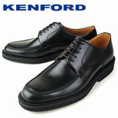 ケンフォード KENFORD K644 AAJEB ブラック 3E メンズ ビジネスシューズ Uチップ リーガルコーポレーション 革靴 大きいサイズ