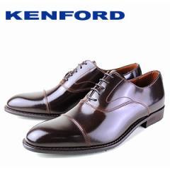 【BIGSALEクーポン対象】 リーガルコーポレーション ケンフォード KENFORD KB48AJ ダークブラウン メンズ ビジネスシューズ ストレートチ