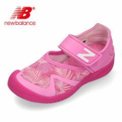 new balance ニューバランス YO208 PNK TROPICAL PINK キッズ ジュニア サンダル ピンク 子供靴 水遊び