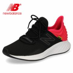 【BIGSALEクーポン対象】 ニューバランス メンズ スニーカー new balance FRESH FOAM ROAV M LE ブラック 13-48174 D M ROAV LE