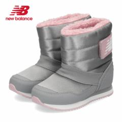 【BIGSALEクーポン対象】 ニューバランス キッズ ジュニア ブーツ new balance YO996B TY GRAY/PINK GP/93-996 防寒 ボア グレイ