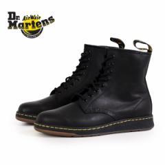 【還元祭クーポン対象】ドクターマーチン Dr.Martens 21856001 ニュートン NEWTON 8ホール ブラック 黒 ブーツ メンズ