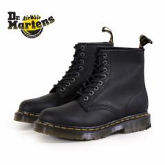 【還元祭クーポン対象】ドクターマーチン Dr.Martens 24039001 8ホール 1460 スノープロー SNOWPLOW WP ブラック 黒 ブーツ メンズ 撥水