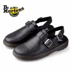 【還元祭クーポン対象】ドクターマーチン Dr.Martens ホルヘ サンダル JORGE REVIVE 24412001 靴 クロッグ サボ