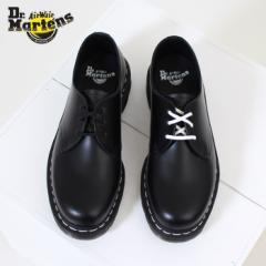 【還元祭クーポン対象】ドクターマーチン Dr.Martens 1461 WS シューズ 靴 24757001 黒 ホワイトステッチ レディース メンズ ユニセック