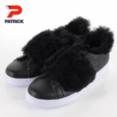 【BIGSALEクーポン対象】 パトリック スニーカー オーシャン PATRICK OCEAN-F2 BLK 530571 30571-BK01 メンズ レディース 靴 ブラック 日