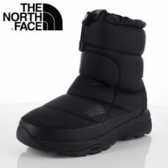 【還元祭クーポン対象】ザ ノースフェイス レディース ブーツ THE NORTH FACE NF51873 ブラック (KK) ヌプシブーティー ウォータープルー