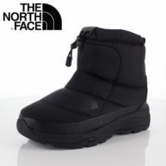 【還元祭クーポン対象】ザ ノースフェイス レディース ブーツ THE NORTH FACE NF51874 ブラック (KK) ヌプシブーティー ウォータープルー