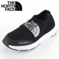 THE NORTH FACE ザ ノースフェイス 靴 NF51803 Ultra Low III ウルトラロー トレーニング スリッポン レディース メンズ 黒 ブラック