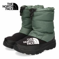 【還元祭クーポン対象】ザ ノースフェイス メンズ レディース ブーツ THE NORTH FACE Nuptse Down Bootie NF51877 JK JK-51877 ヌプシダ