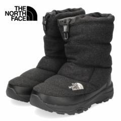 【還元祭クーポン対象】ザ ノースフェイス メンズ レディース ブーツ THE NORTH FACE Nuptse Bootie Wool V NF51978 C CH-51978 ヌプシブ