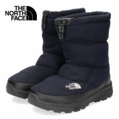 【還元祭クーポン対象】ザ ノースフェイス メンズ レディース ブーツ THE NORTH FACE Nuptse Bootie Wool V NF51978 N NV-51978 ヌプシブ